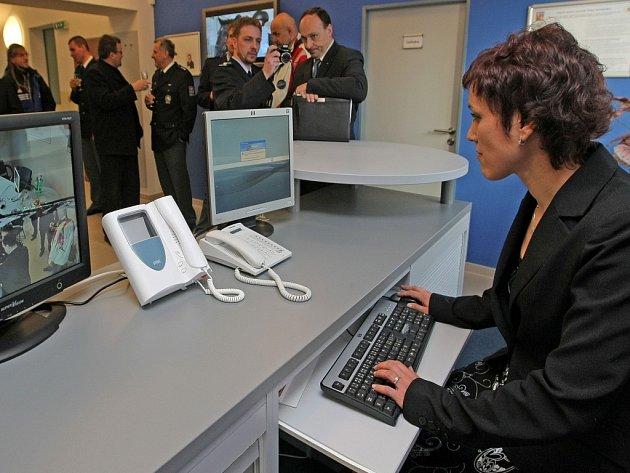 Koncem loňského roku byla v Humpolci uvedena do provozu nová policejí recepce, která by měla zlepšit styk policie s veřejností.
