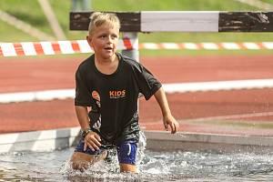 Na stadionu Olympia v Kutné Hoře se v neděli 6. září uskutečnil Koudelníkův závod. Premiérový ročník překážkového běhu pro děti.