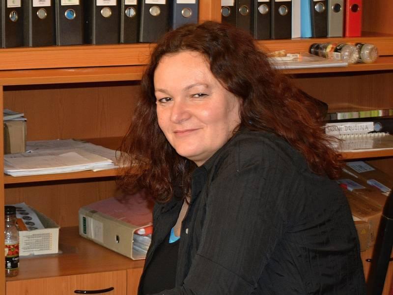 Andrea Melechová Ruthová pověřená vedením Základní školy Kamenná stezka v Kutné Hoře.