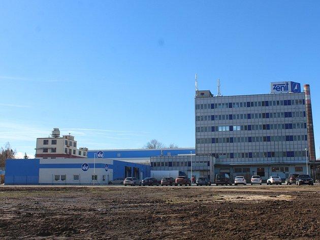 Slavnostní zahájení provozu Zenit, spol. s. r. o.