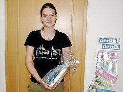 Helena Böhmová: Vítězka soutěže u příležitosti 10. výročí vzniku EU