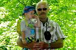 Pohádkový les: Chlístovice 7. červen 2014