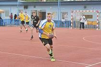 Házenkáři ve Zruči nad Sázavou oslavili výročí turnajem.