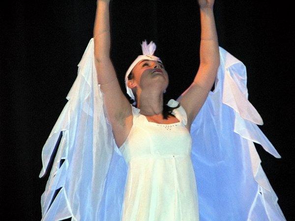 Ukázka irských tanců - taneční soubor Merlin, Čáslav Dusíkovo divadlo 15.3.2013