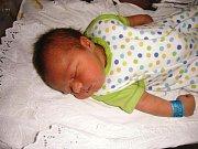 Jakub Vacek se narodil 29. června v Čáslavi. Vážil 3900 gramů a měřil 51 centimetrů. Doma ve Chvaleticích ho přivítali maminka Lenka, tatínek Lukáš a bratr Tomáš