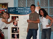 Opera Tosca. Závěrečný festivalový večer 12. ročníku Operního týdne v Kutné Hoře.