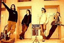 Kutnohorská kapela Lure of Senses.