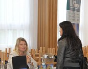 Veletrh v čáslavském Grandu představil studijní obory i pracovní příležitosti.