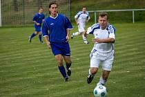 Fotbal I. B třída: Zbraslavice - Kondrac 1:1, sobota 5. září 2009