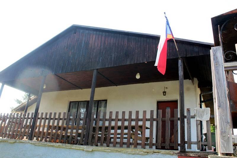 Parlamentní volby v Bludově.