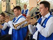 V Čáslavi oslavili sté výročí republiky.