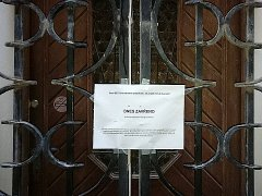 Restaurace Harmonia v Kutné Hoře se k protestu připojila