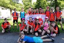 Kutnohorské atletické přípravky se zúčastnily závodů v Nymburce.