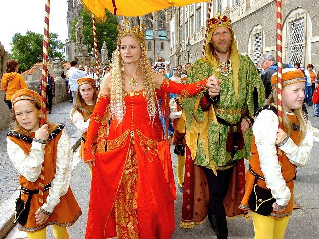 Královské stříbření Kutné Hory 2009, I. část
