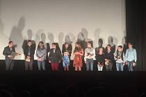 Premiéru studentského snímku Max provázela v kutnohorském kině slavnostní atmosféra.