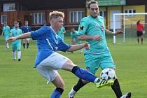 Čtvrtfinále Poháru Okresního fotbalového svazu Kutná Hora: Červené Janovice - Vrdy 1:4 (1:2).