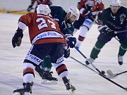 Hokejisté Čáslavi porazili v prvním přípravném zápase Žabonosy 4:1.