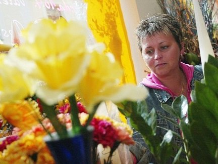 Podnikatelka Květoslava Janoušková.