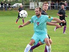 Druhé kolo fotbalového okresního přeboru: TJ Sokol Červené Janovice - FK Uhlířské Janovice B 0:0, na penalty 4:5.