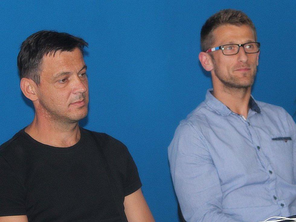 Z tiskové konference Policie ČR k případu krádeže tabákových výrobků z továrny společnosti Philip Morris ČR v Kutné Hoře.