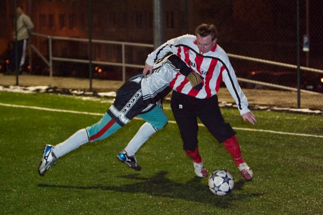 Fotbal (příprava): K. Hora B - Habry 3:4, pátek 13. února 2009