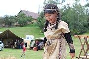 Indiánsko westernové léto na Kaňku