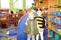 Děti z Mateřské školy 17. listopadu si karneval užily