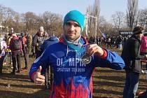 Kutnohorák Jakub Vrbenský z Olympia Spartan Training KH.
