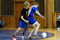 3. hrací den Club Deportivo futsalové ligy, 24. listopadu 2011.