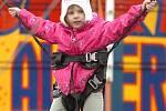 Zvláště děti si užívají pouť v Kutné Hoře. 7.4. 2012