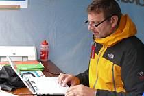 Ivan Sova, manažer závodů KH Tour.