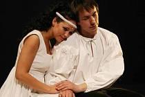 Romeo a Julie. Třetí festivalový večer 12. ročníku Operního týdne v Kutné Hoře.