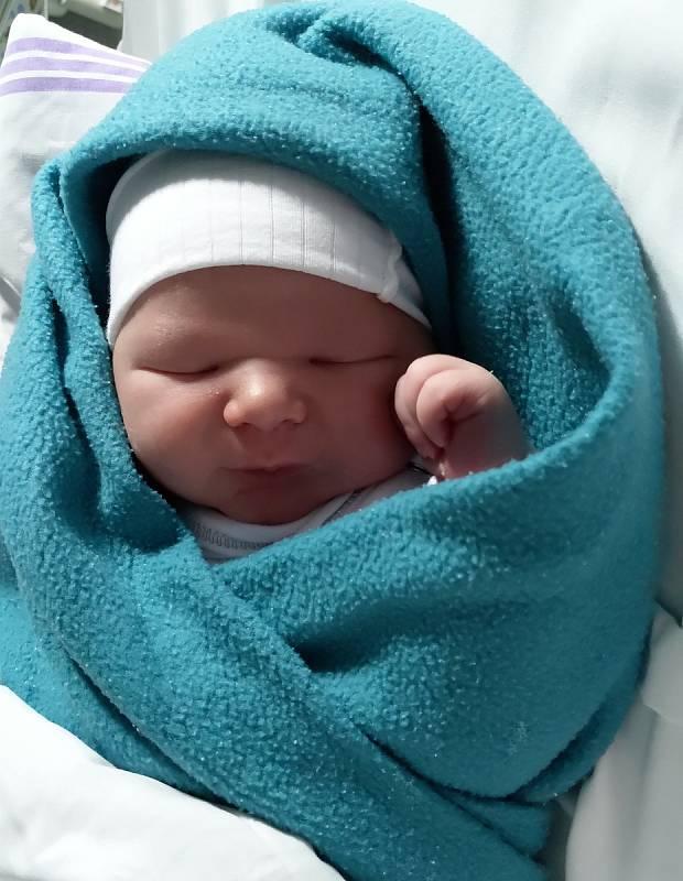 David Kareta přišel na svět 3. října 2021 ve 12.36 hodin v čáslavské porodnici. Pyšnil se porodní váhou 3560 gramů a mírou 49 centimetrů. Doma v Semtěši se z něj těší maminka Patricie, tatínek Martin a tříletý bráška Martínek.