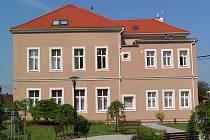 Bývalá škola v Hlízově