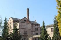 Bývalý pivovar v Tupadlech.