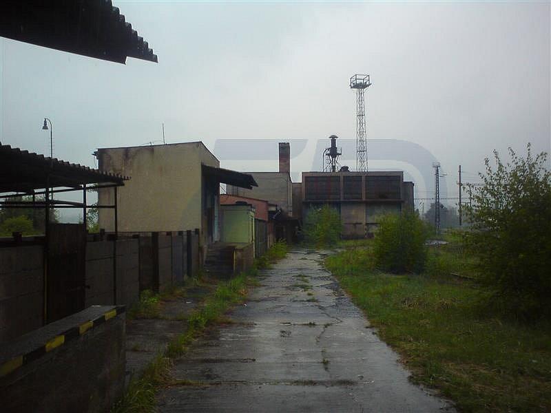 Železniční depo Kutná Hora.