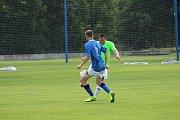 Fotbalisté Hlízova otočili duel ve Vrdech a zakončili sezonu se ziskem 70 bodů.