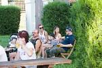 Léto v pivovaru Malešov