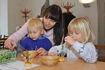 Na mnoha zajímavých místech se 15. prosince konala Tvořivá sobota v rámci akce Kutnohorský advent.