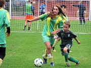 Okresní přebor mladších žáků: FK Čáslav D - TJ Sokol Močovice 2:3 (0:3).