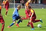 Česká fotbalová liga mladších žáků U12: FK Náchod - FK Čáslav 13:5.