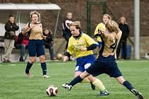 Ženský fotbal: U. Janovice - Liteň