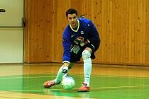 11. kolo Chance futsal ligy FC Benago Zruč - FK Era-Pack Chrudim, 7. prosince 2012.