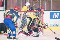 Hokej: Junioři K. Hora - Černošice