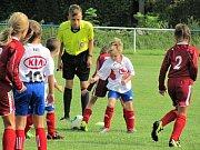 Mistrovský turnaj mladších přípravek v Potěhách: FK Čáslav C - Sparta Kutná Hora B 4:8 (3:4).