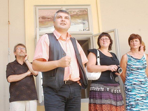 Spolkový dům byl slavnostně otevřen 26. 7. 2012