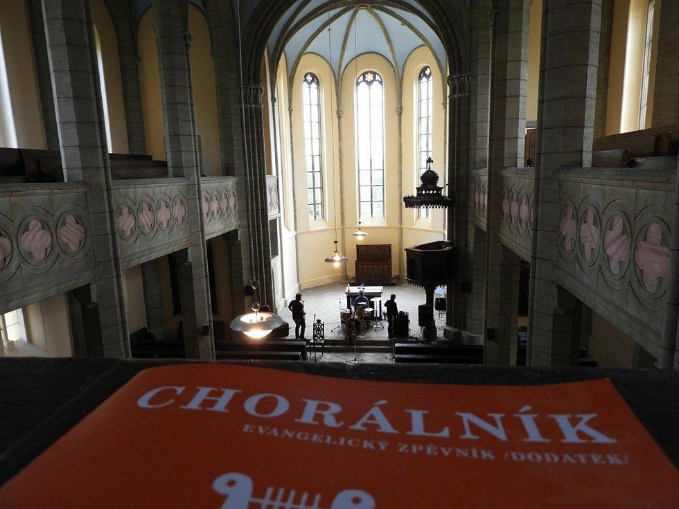 Koncert v evangelickém kostele v Čáslavi