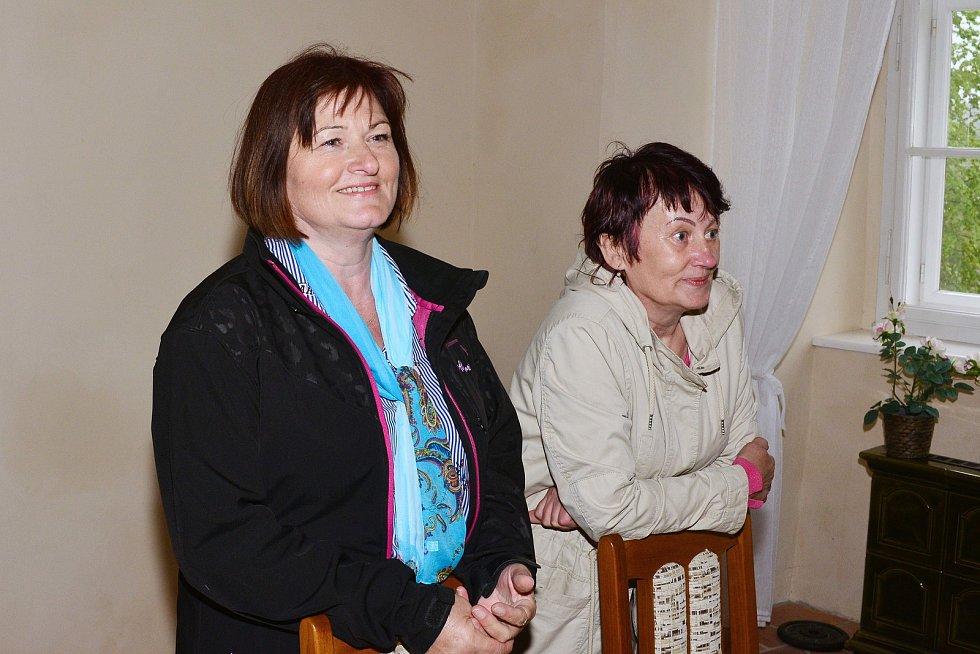 Den matek v Ratajích nad Sázavou.