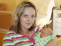 Anežka Kolářová se narodila 13. září v Benešově. Vážila 2610 gramů a měřila 47 centimetrů Doma v Kácově ji přivítali maminka Michaela a tatínek Jan.