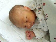 Dominik Fišer se narodil 7. července v Čáslavi. Vážil 2950 gramů a měřil 50 centimetrů. Doma ve Zruči nad Sázavou ho přivítali maminka Martina a tatínek Radek.